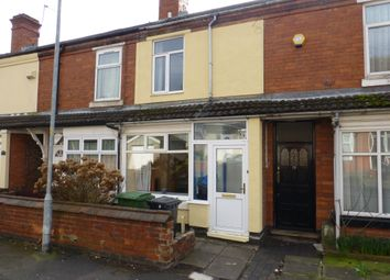 Thumbnail 2 bed terraced house to rent in Norman Street, Dudley