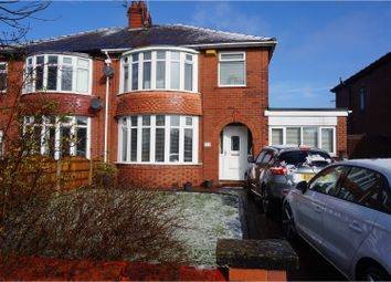 Thumbnail 4 bed semi-detached house for sale in Hollinwood Avenue, Oldham