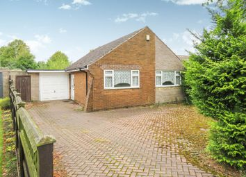 Thumbnail 2 bed detached bungalow for sale in Highland Road, Mansfield