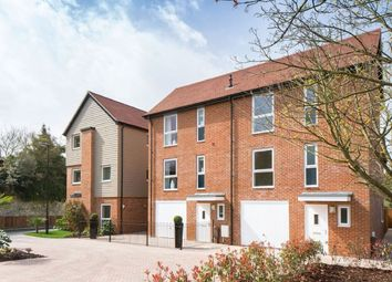 Thumbnail 3 bed terraced house for sale in Portsdown Hill Road, Bedhampton, Hampshire