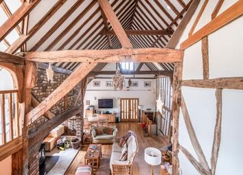 Thumbnail 5 bed barn conversion for sale in Nep Town Road, Henfield, West Sussex