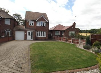 Thumbnail 3 bedroom detached house for sale in Fackley Road, Teversal, Nottinghamshire, Notts