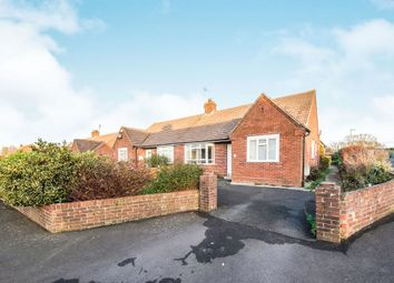 Thumbnail 4 Bedroom Semi Detached Bungalow For Sale In Combe Park, Yeovil