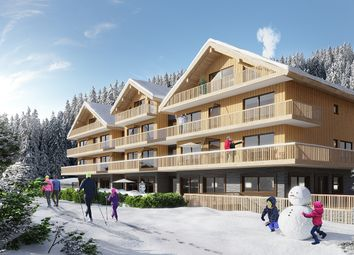 Thumbnail 3 bed triplex for sale in Les Carroz D'araches, Flaine, Haute-Savoie, Rhône-Alpes, France