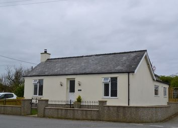 Thumbnail 3 bed bungalow for sale in Angorfa, Dinas