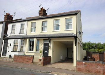 Thumbnail 4 bed semi-detached house for sale in Batford Road, Harpenden, Hertfordshire