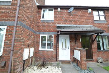 Thumbnail 2 bed terraced house to rent in Cleaver Mews, Macclesfield