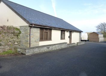 Thumbnail 3 bed bungalow to rent in Carkeel, Saltash