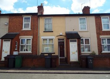 Thumbnail 2 bed terraced house for sale in Carter Road, Whitmore Reans, Wolverhampton, West Midlands