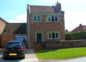 Thumbnail 3 bed link-detached house for sale in Back Lane, North Duffield, Selby