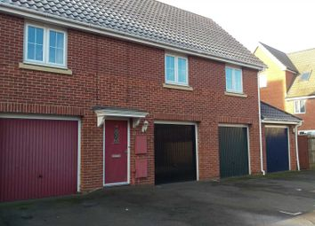Thumbnail Parking/garage for sale in Pochard Street, Queens Hill, Norwich