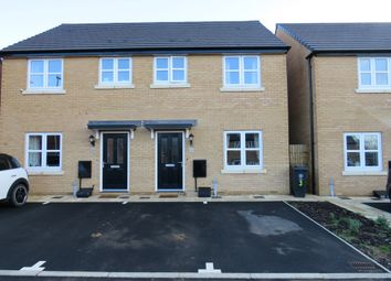 Thumbnail 3 bedroom semi-detached house for sale in Blackberry Close, Higham Ferrers, Rushden