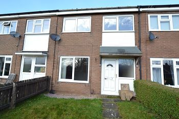 Thumbnail 3 bed terraced house to rent in Portland Walk, Macclesfield, Cheshire