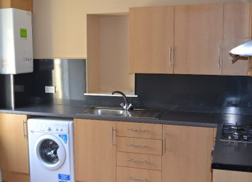 Thumbnail 2 bed flat to rent in Springvale Street, Saltcoats, North Ayrshire