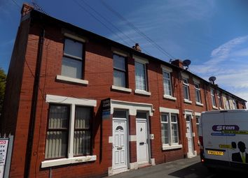 Thumbnail 3 bedroom end terrace house for sale in Hawes Side Lane, Blackpool