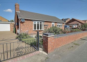 Thumbnail 3 bedroom detached bungalow for sale in Justice Hall Lane, Crowle, Scunthorpe