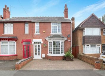 Thumbnail 3 bed semi-detached house for sale in Woodfield Avenue, Penn, Wolverhampton, West Midlands
