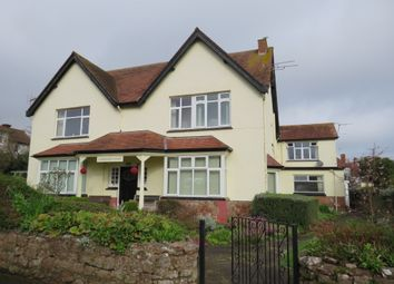 Thumbnail 1 bed flat for sale in King Edward Road, Minehead