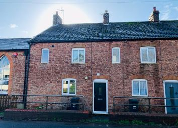 Thumbnail 2 bed terraced house for sale in New Buildings, Hillcommon, Taunton - Quirky Cottage, No Onward Chain