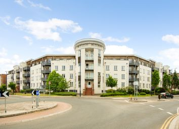 Thumbnail 2 bed flat for sale in Burghley Court, Kings Quarter, Maidenhead