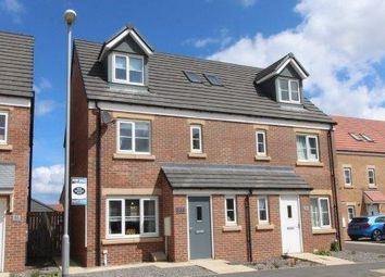 Thumbnail 4 bed semi-detached house for sale in Haggerston Road, Blyth