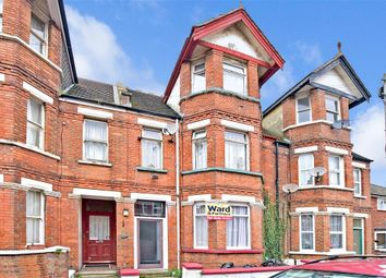 Thumbnail 5 bed terraced house for sale in Radnor Park Crescent, Folkestone, Kent