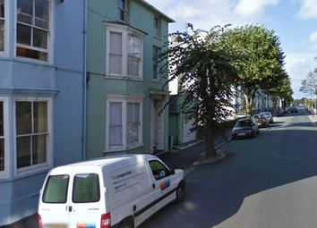 Thumbnail Studio to rent in North Road, Aberystwyth