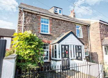 Thumbnail 2 bed end terrace house for sale in Chapel Road, Abergavenny