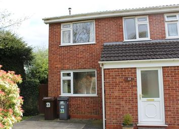 Thumbnail 3 bed semi-detached house for sale in Burrow Hill Close, Castle Bromwich, Birmingham