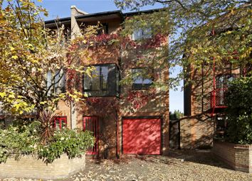 Thumbnail 3 bedroom semi-detached house for sale in Caledonian Wharf, London