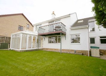 Thumbnail 4 bed detached house for sale in The Drive, Crag Bank, Carnforth