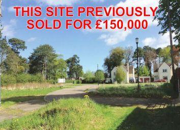 Thumbnail Land for sale in 3 Development Plots, Kinloss Park, Kinloss, Forres IV363Xj