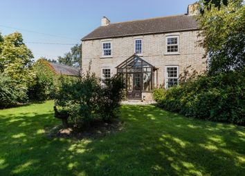 Thumbnail 6 bed equestrian property for sale in Swinthorpe, Lincoln, Lincolnshire
