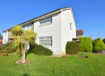 Thumbnail 2 bed end terrace house for sale in Annweir Avenue, Lancing, West Sussex