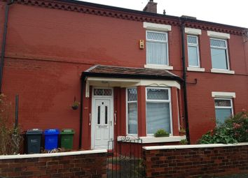 Thumbnail 3 bedroom terraced house to rent in Acomb Street, Manchester, Greater Manchester
