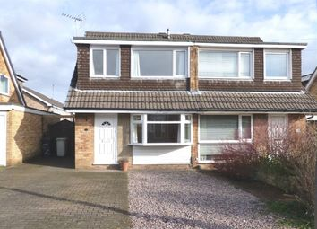 Thumbnail 3 bed semi-detached house to rent in Craig Road, Macclesfield