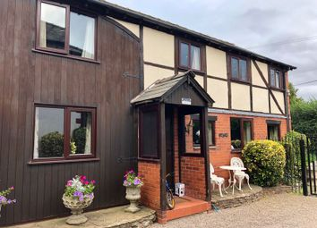 Thumbnail 2 bedroom semi-detached house to rent in Preston Wynne, Hereford