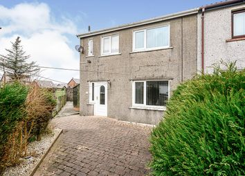 Thumbnail 3 bedroom end terrace house for sale in Hopedene, Cleator Moor, Cumbria