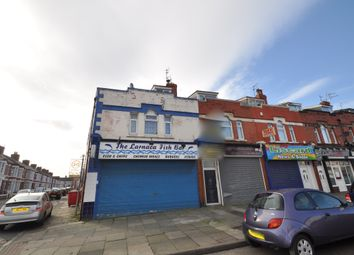 Thumbnail 3 bed flat to rent in Liscard Road, Wallasey