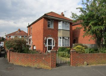 Thumbnail 3 bedroom detached house for sale in Creighton Road, Southampton