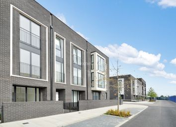 Thumbnail 4 bed town house to rent in Villiers Gardens Newham, London