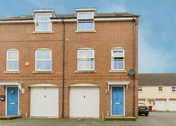 Thumbnail 4 bedroom town house for sale in Dydale Road, Swindon