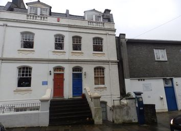 Thumbnail 2 bed flat to rent in Citadel Road East, Plymouth