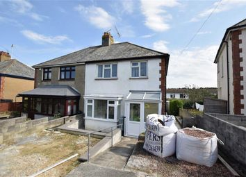 Thumbnail 3 bed semi-detached house to rent in Kings Hill, Bude, Cornwall