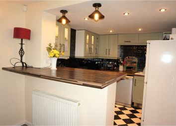 Thumbnail 2 bed terraced house for sale in 4 Avenue Road, Newport
