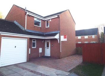 Thumbnail 3 bed detached house for sale in Watcombe Close, Washington, Tyne And Wear