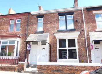 Thumbnail 2 bed flat to rent in Marlborough Street South, South Shields