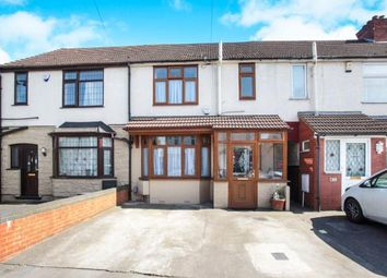 Thumbnail 3 bedroom terraced house for sale in Waller Avenue, Luton, Bedfordshire, Challney