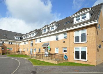 Thumbnail 1 bed flat for sale in Eden Court, Glenmavis, Airdrie