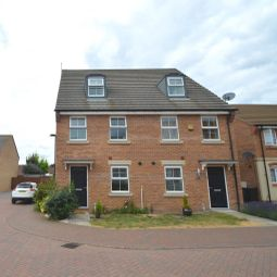Thumbnail 3 bed property to rent in Newbury Crescent, Elsea Park, Bourne